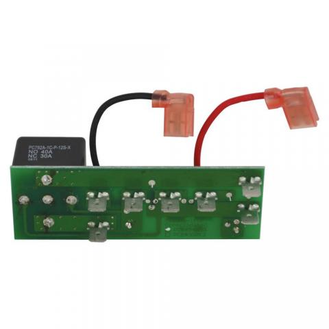 replacement circuit board 12 volt built in relay flex-a-lite   the race car  factory