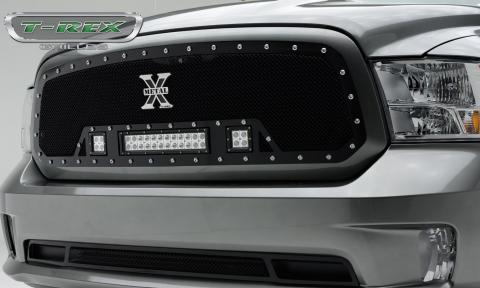 T-Rex Grilles 6314581 Torch Series Grille with LED Light